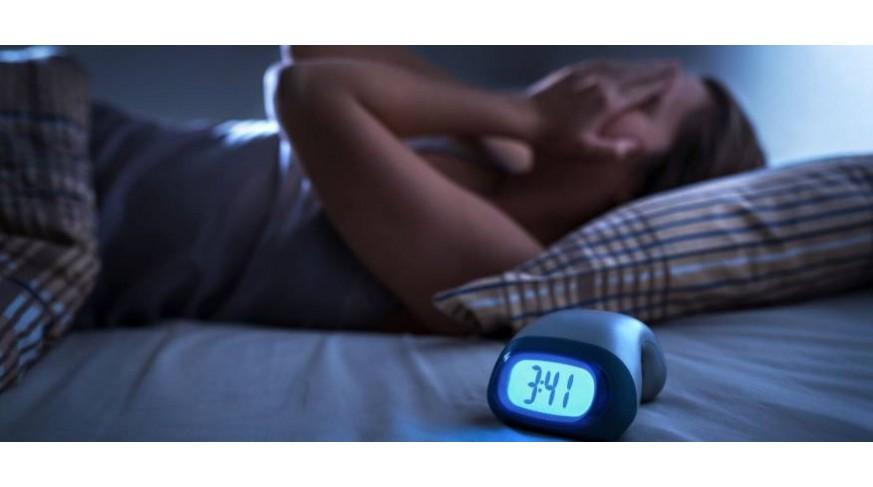 Risvegli notturni e difficoltà di addormentamento