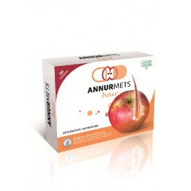 Annurmets Hair 30 Capsule 550 mg Nutraceutical & Drugs