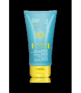 Acteen Sun Crema-Gel SPF 50+ Protezione Solare Molto Alta Pelle Acneica 50ml