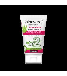 Aloevera 2 Crema Mani - Trattamento idratante per mani secche e screpolate - 50 ml