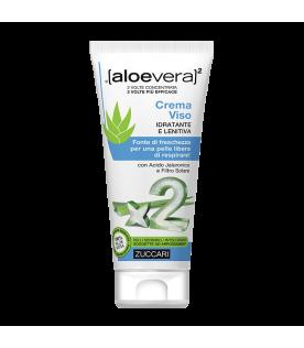 Aloevera 2 Crema Viso - Idratante e lenitiva - 50 ml