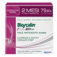 Bioscalin TricoAge 45+ Fiale Anticaduta Confezione Doppia 20 Fiale