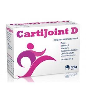 CartiJoint D 20 Bustine
