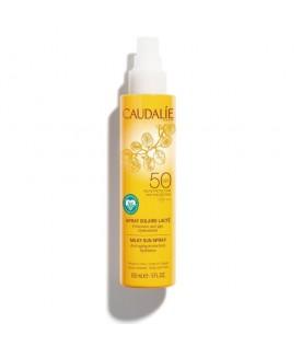Caudalie Crema Solare Spray Anti-età Viso SPF 50 Protezione Solare Molto Alta 150 ml