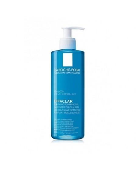 Effaclar Gel Moussant Gel Detergente Viso Purificante 400 ml