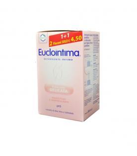 Euclointima Detergente Intimo 200 ml + Ricarica 200 ml