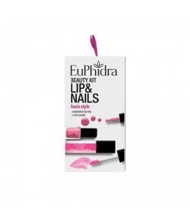 Euphidra Cofanetto Beauty Kit Fuxia Gloss+Smalto