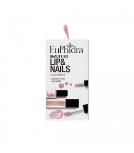 Euphidra Cofanetto Beauty Kit Nude Gloss + Smalto