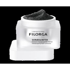 Filorga Scrub & Detox Mousse Purificante Esfoliante 50ml