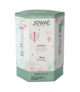 Jowae Cofanetto Crema Leggera Idratante+Acqua Idratante Spray