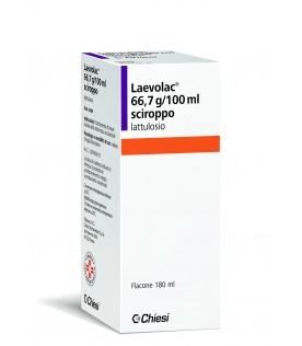 Laevolac Sciroppo 180ml 66,7%