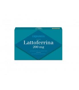 Lattoferrina 200 mg - Integratore alimentare a base di Lattoferrina - 30 Compresse
