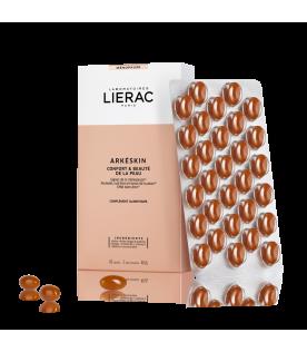 Lierac Arkeskin Confort & Bellezza della Pelle - Integratore Alimentare 60 capsule