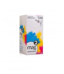 Mag 2 Soluzione in Stick 20 Bustine 10 ml