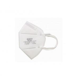 Mascherina Protettiva FFP2 Surgika Certificata - 50 pezzi - Dispositivo di protezione individuale DPI