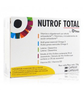 NUTROF TOTAL 30 Capsule