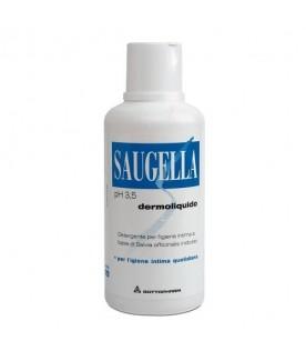 Saugella Dermoliquido - Detergente Intimo pH 3,5 - 750 ml
