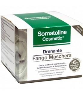 Somatoline Cosmetic Fango Maschera Drenante 500g