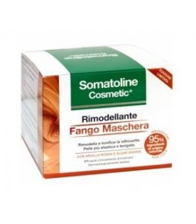 Somatoline Cosmetic Fango Maschera Rimodellante 500 g