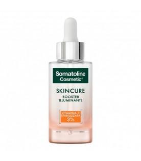 Somatoline Cosmetic Viso Skincure Booster Illuminante - Trattamento urto a base di Vitamina C - 30 ml