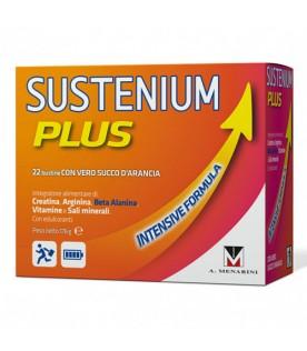 Sustenium Plus - Integratore alimentare energizzante - 22 bustine
