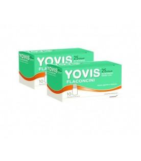 Yovis Bipacco - Integratore per l'equilibrio della flora intestinale - 20 flaconcini