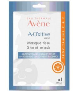 A-OXITIVE Maschera in Tessuto Avene 18ml