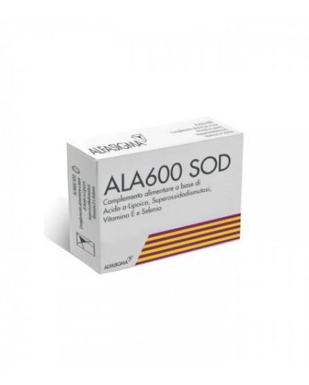 Ala 600 Sod 20 Compresse 1020 mg