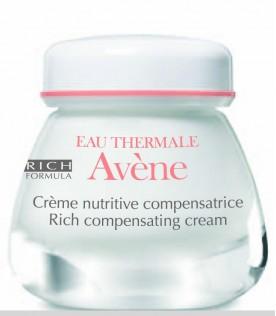 Eau Thermale Avene Crema Nutritiva Rivitalizzante Ricca 50ml
