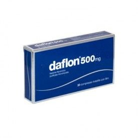 Daflon 30 Compresse Rivestite 500mg