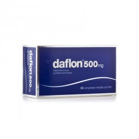Daflon 60 Compresse Rivestite 500 mg