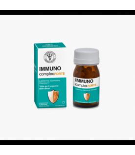 Immunocomplex Forte Integratore Sistema Immunitario con Lattoferrina Quercetina Zinco 40 Compresse
