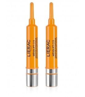 Lierac Mesolift C15 Concentrato Rivitalizzante Anti-Fatica 2 fiale da 15ml