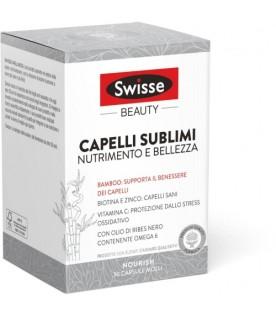 SWISSE Capelli Sublimi Nutrimento e Bellezza 30Cps