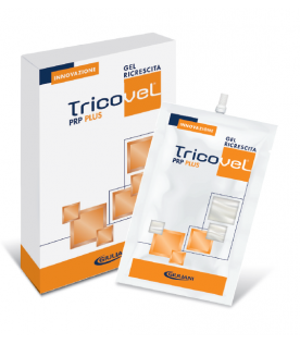 TRICOVEL PRP Plus Gel 30 ml - 2 bustine da 15 ml