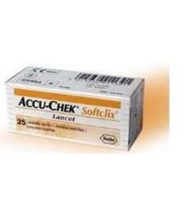 Accu-check Softclix 200 Lancette pungidito