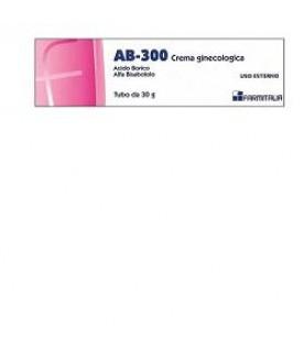 AB 300 Crema Ginecologica 1% 30g