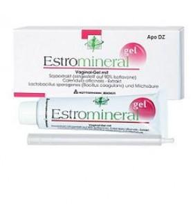 Estromineral Gel - Gel vaginale contro la secchezza intima - 30 ml