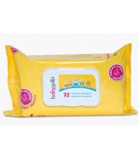 Babygella Salviettine Detergenti 72 pezzi