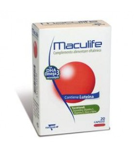 MACULIFE 20 Capsule