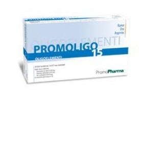 PROMOLIGO 15 Cu/Au/Ag 20f.2ml