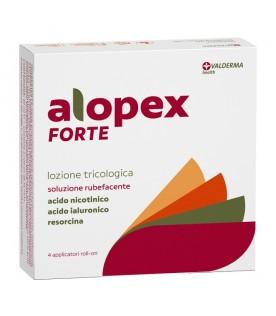 ALOPEX Forte Lozione Tricologica 4x10ml