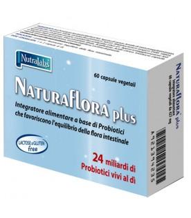 NATURAFLORA Plus 60 Capsule