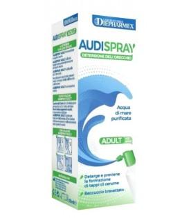 AUDISPRAY Adulti Igiene Orecchio senza Gas Spray 50 ml