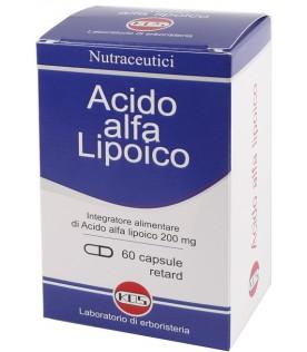 ACIDO Alfa Lipoico 60 Compresse