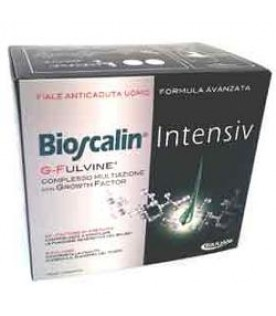 Bioscalin Intensiv GF 4 Fiale Anticaduta 15 ml