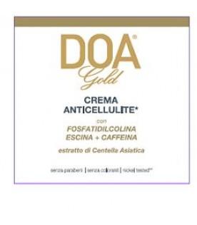 DOA GOLD Crema A-Cell.200ml