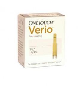 OneTouch Verio 25 Strisce per Glicemia