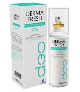 DERMAFRESH Deo Pelle Normale Dry Spray Deodorante 100 ml
