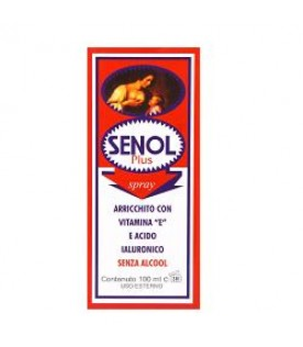 SENOL Plus Soluzione Spray 100 ml